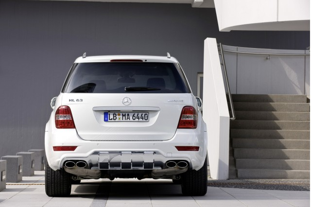 2011 Mercedes-Benz ML63 AMG #7473927