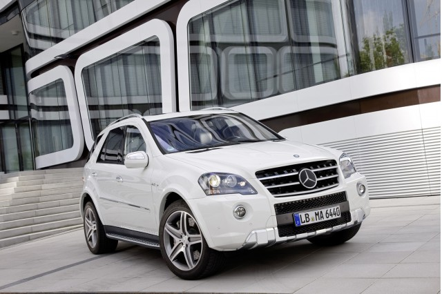 2011 Mercedes-Benz ML63 AMG #9202609