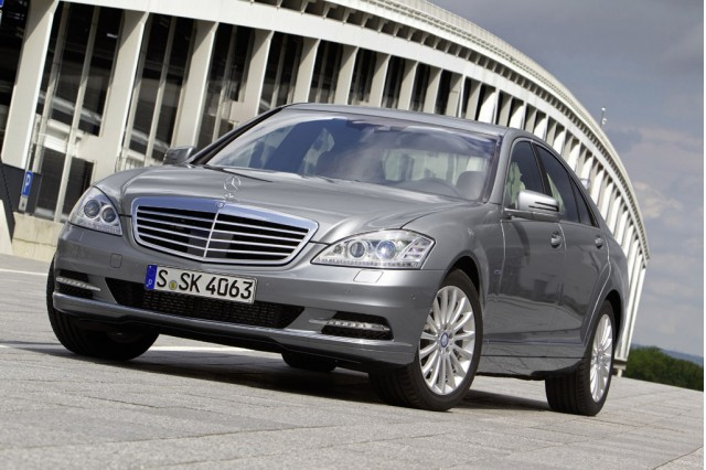 Mercedes-Benz S350 BlueTEC 4MATIC