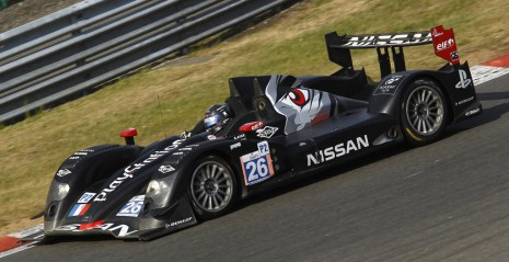 2011 Nissan LMP2 race car