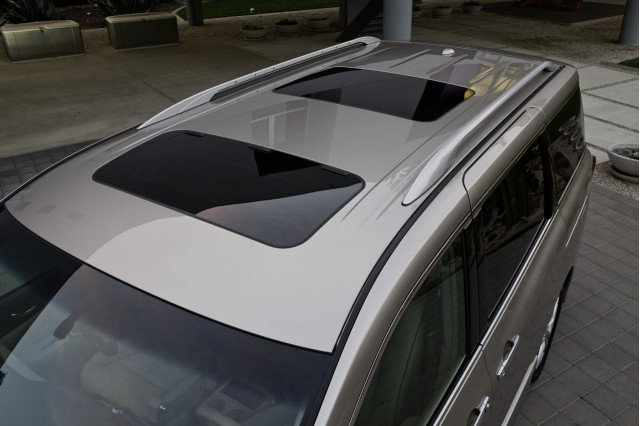 Sun For The Whole Family Family Cars With Dual Sunroofs