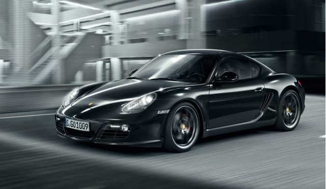 2011 Porsche Cayman S Black Edition #7796461