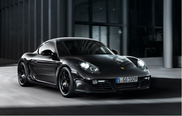 2011 Porsche Cayman S Black Edition #9786322