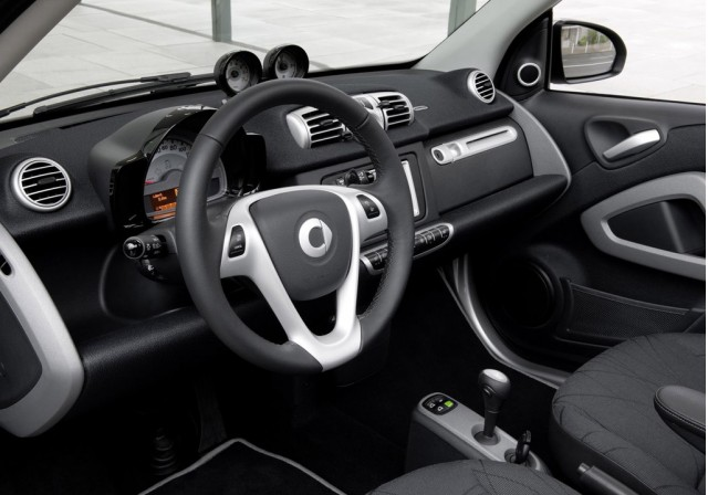 2011 Smart Fortwo #9441559