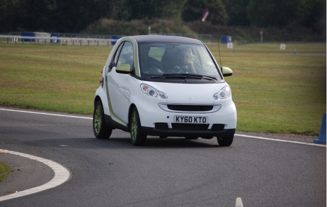 2011 Smart ForTwo Electric Drive #8420336