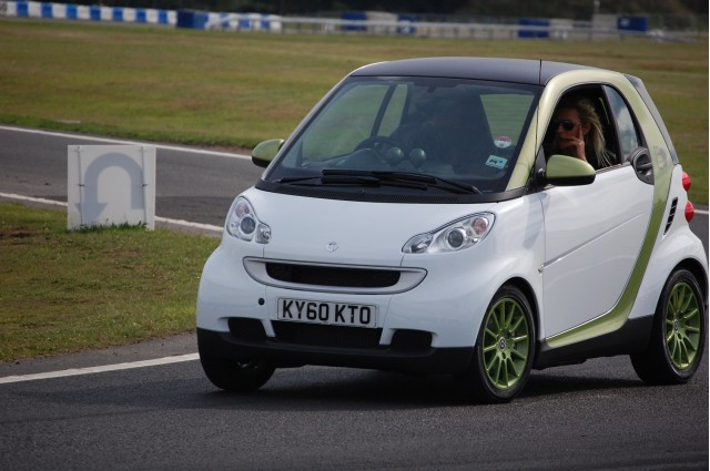 2011 Smart ForTwo Electric Drive #9979373
