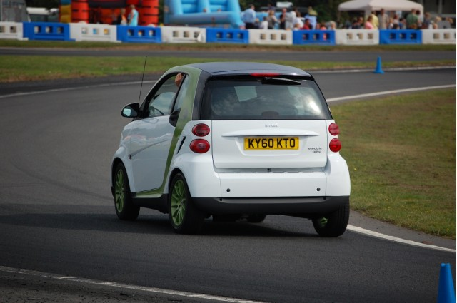 2011 Smart ForTwo Electric Drive #7427454
