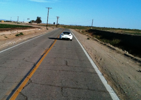 Team VIN 1000 Electric Car Distance Record #8115843