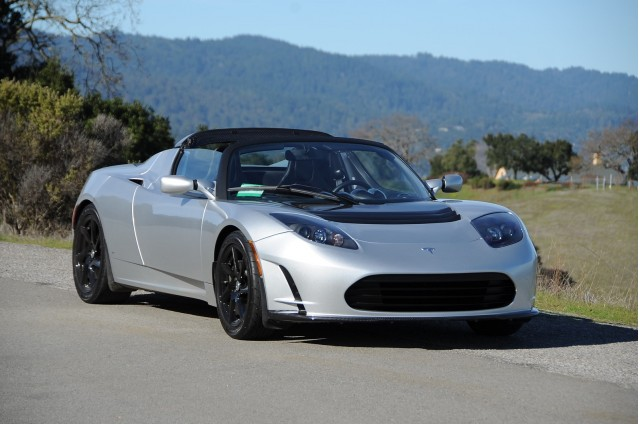 Tesla Electric Car Cheap
