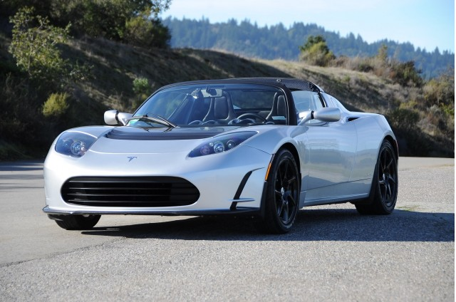 new and used tesla roadster for sale the car connection. Black Bedroom Furniture Sets. Home Design Ideas