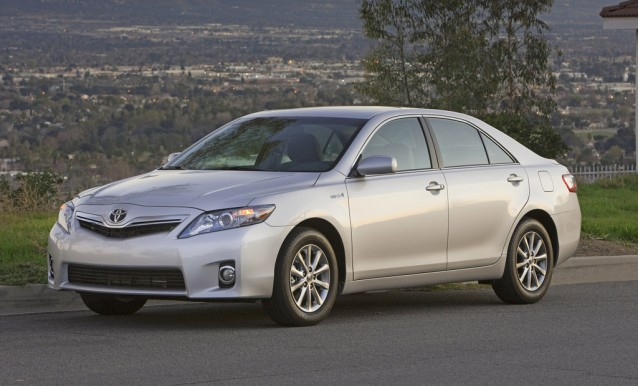 Toyota Replacing Brake Components On 2007 2011 Camry Hybrid