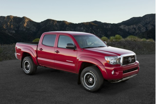 2005 2011 toyota tacoma recalled for flaw that could cause fuel leak or damage brakes. Black Bedroom Furniture Sets. Home Design Ideas