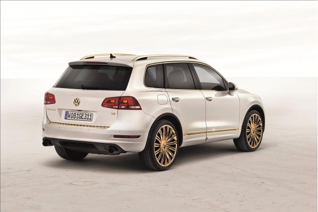 Volkswagen Touareg Gold Edition #8539418