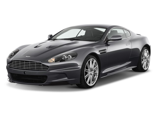 2012 Aston Martin DBS 2-door Volante Audio System #8768152