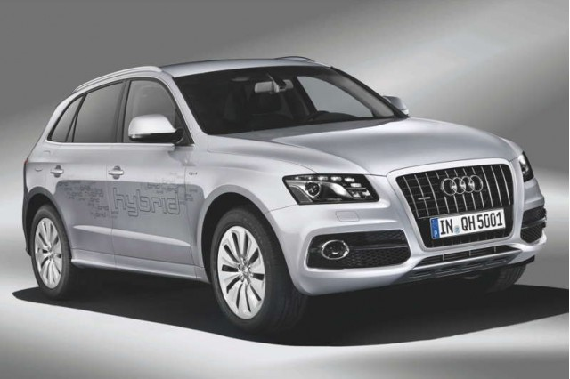 2012 audi q5 hybrid. Black Bedroom Furniture Sets. Home Design Ideas
