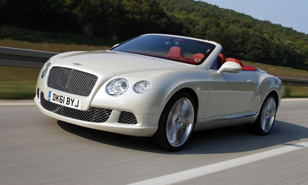 2012 Bentley Continental Gt Review Ratings Specs Prices