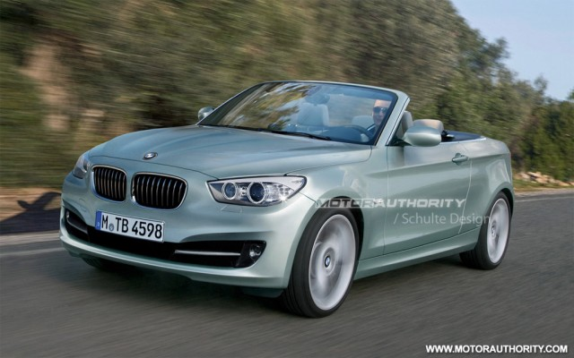 rendered 2012 bmw 1 series convertible. Black Bedroom Furniture Sets. Home Design Ideas