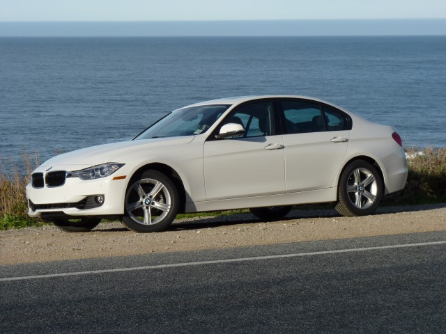 2013 bmw 3 series first u s drive february 2012. Black Bedroom Furniture Sets. Home Design Ideas