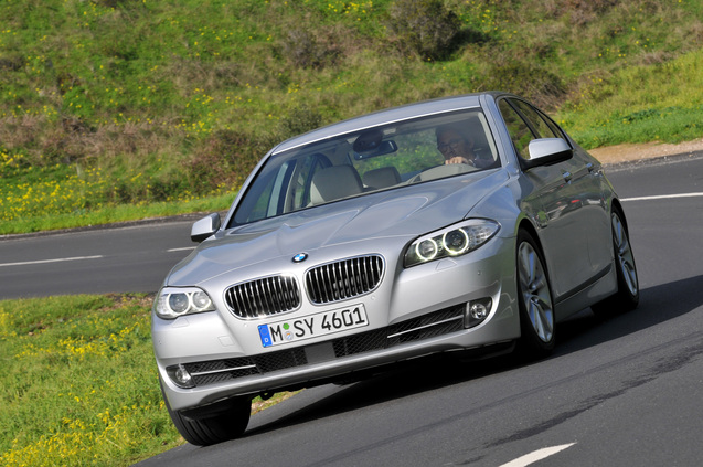 Power Boost For 2013 Bmw 5 Series And 6 Series V 8 Models