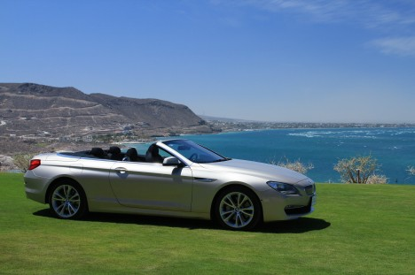 2012 BMW 6-Series convertible first drive