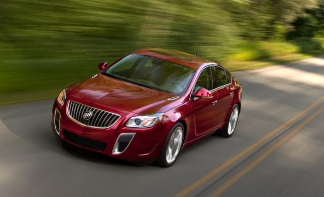 2012 Buick Regal GS #8514707
