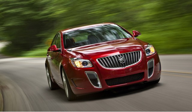 2012 Buick Regal GS #9148211