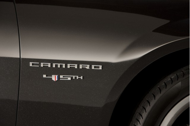 45th Anniversary Edition 2012 Chevrolet Camaro #9161020