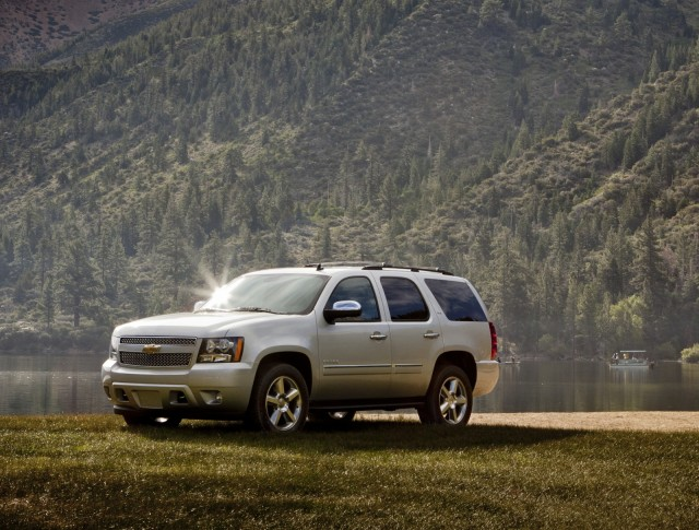2012 chevrolet tahoe chevy review ratings specs prices and photos the car connection. Black Bedroom Furniture Sets. Home Design Ideas