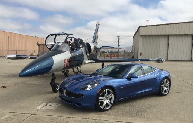 Want A Fisker Karma Lots Of Used Ones For Sale