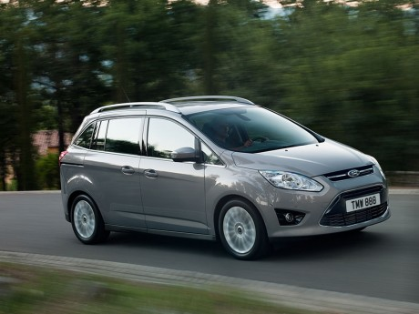 Drive the 2012 Ford C-Max, and you'll hope so. Minivans are a gang of four: