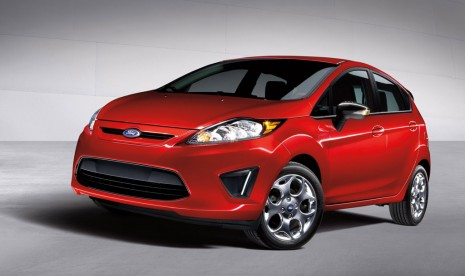 2012 Ford Fiesta customization pack