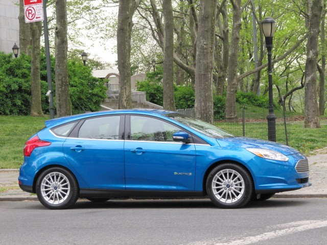 New And Used Ford Focus Electric For Sale The Car Connection