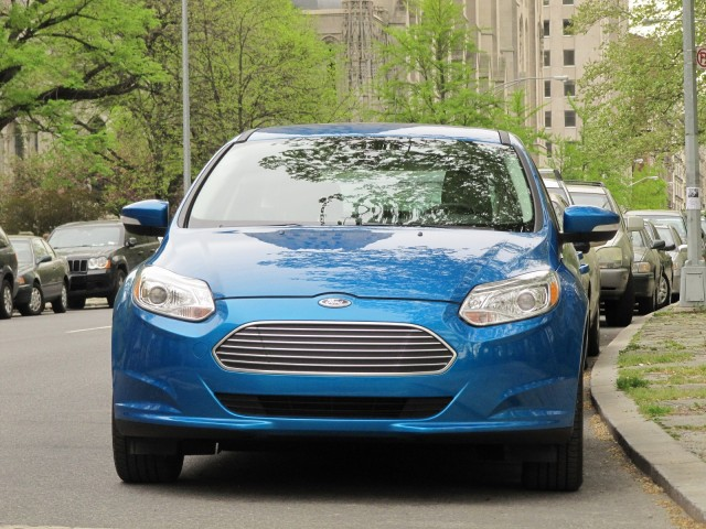 Ford Focus Electric in New York