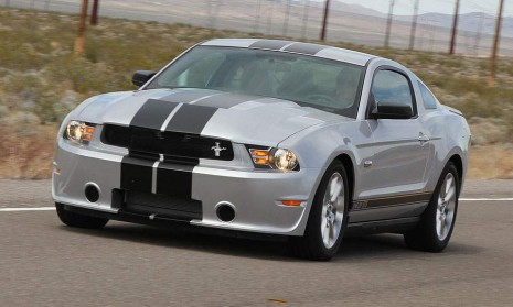 2012 Ford Mustang Shelby Gts Seeks Younger Buyers 2011