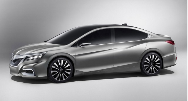 Is The Honda Concept C A Preview Of Acura's Rumored TLX?, Gallery 1