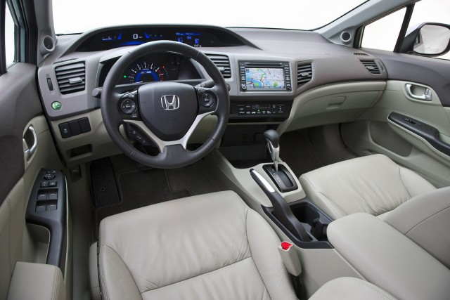 2012 Honda Civic Hybrid #9623126