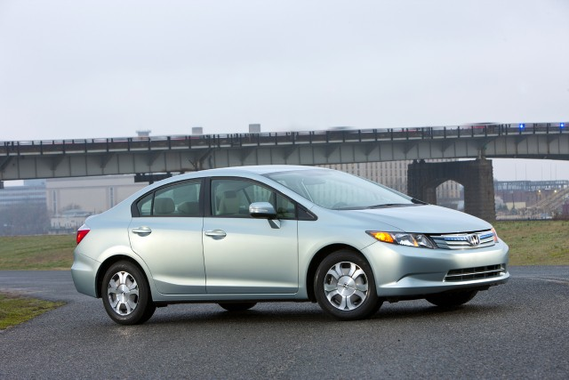 2012 Honda Civic Hybrid #7069921