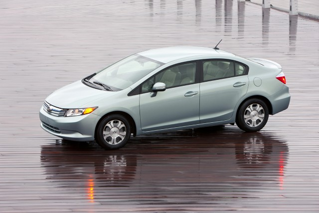 2012 Honda Civic Hybrid #8328177