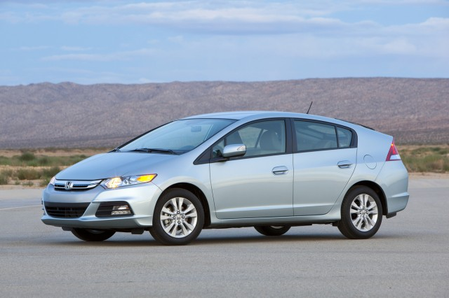 2012 Honda Insight ex With