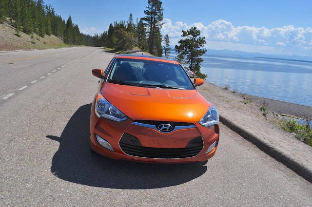 2012 Hyundai Veloster Six Month Road Test Gas Mileage