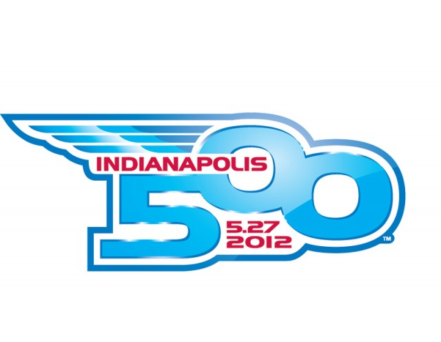 2012 Indy 500 Logo Whats The Deal