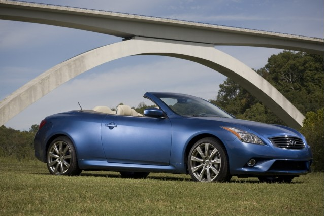 new and used infiniti g37 convertible for sale the car connection. Black Bedroom Furniture Sets. Home Design Ideas
