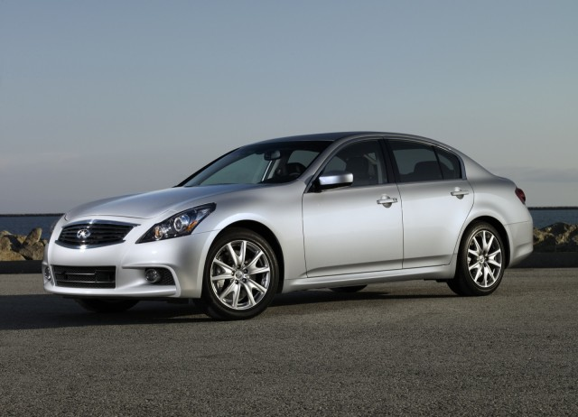 All New 2014 Infiniti G37 Coming In Spring 2013 Report