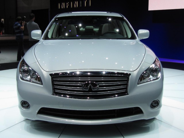 2012 Infiniti M Hybrid, at the 2010 Los Angeles Auto Show #7304250