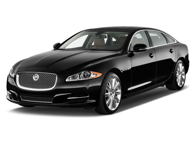 2012 jaguar xj review ratings specs prices and photos for Jaguar xj exterior