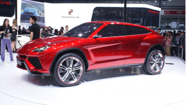 Urus Suv Is The Right Type Of Vehicle For Lamborghini S