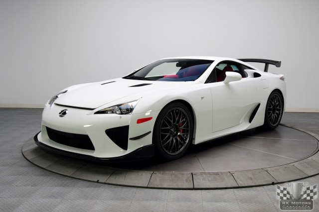 2012 Lexus Lfa Nurburgring Edition Offered By Rk Motors 100392974 M