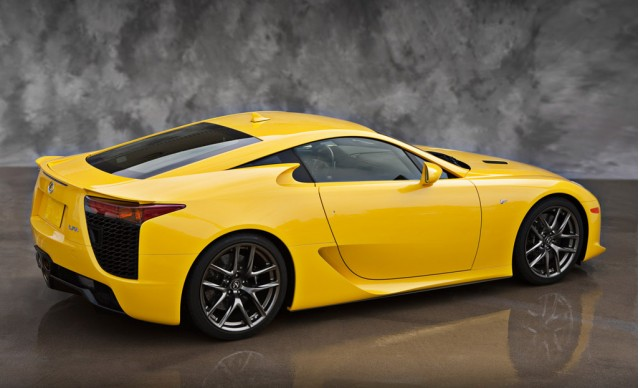 2012 lexus lfa for Star motors mooresville nc