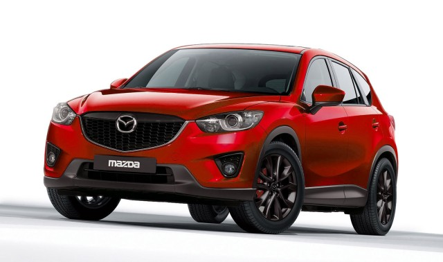 2012 Mazda CX-5 Customized