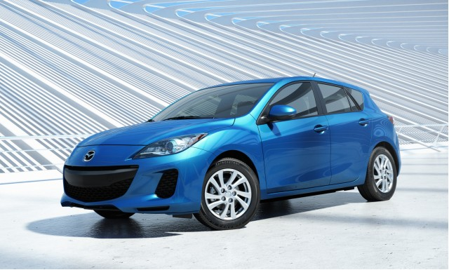 2012 Mazda MAZDA3 Review, Ratings, Specs, Prices, and ...